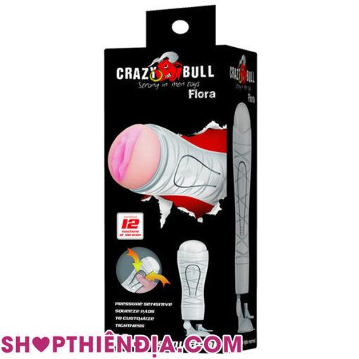 Âm đạo giả Crazy Bull Flora 09