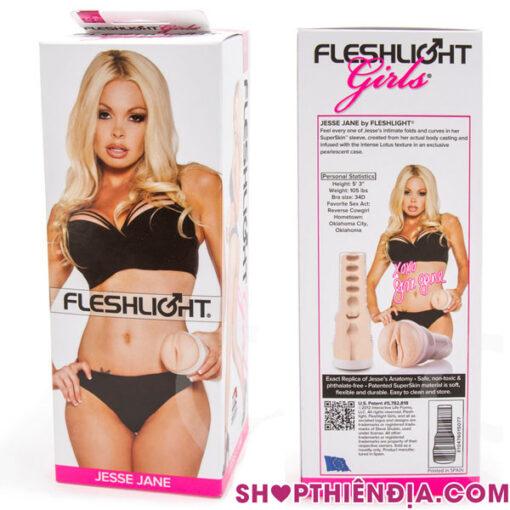 Âm đạo giả Fleshlight Girl Jesse Jane 02