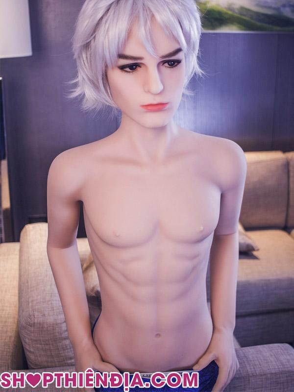 Búp bê tình dục nam như người thật 03