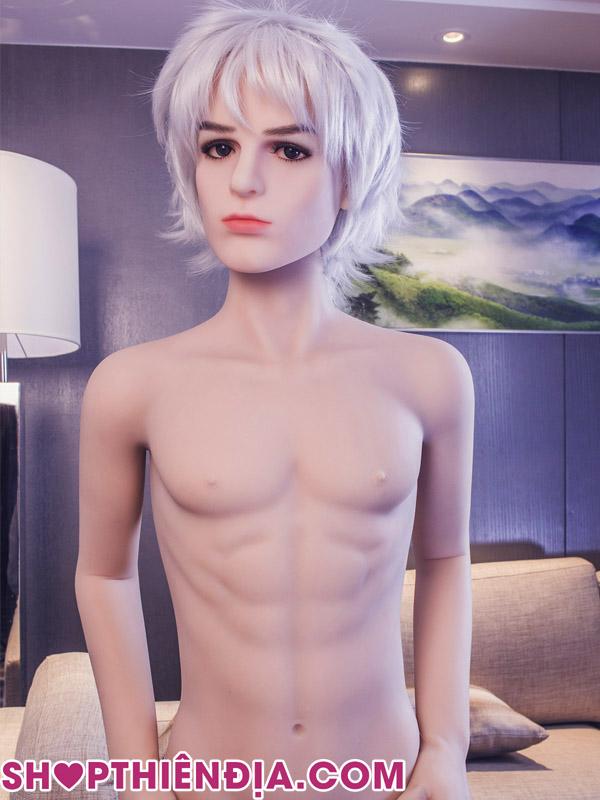 Búp bê tình dục nam như người thật 04