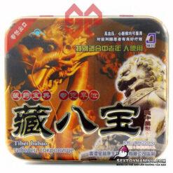 Thuốc uống quan hệ lâu ra Tibet Babao 01
