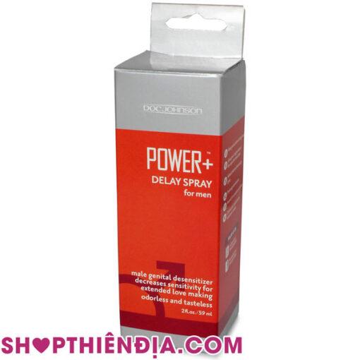 Thuốc xịt quan hệ lâu ra Power 06