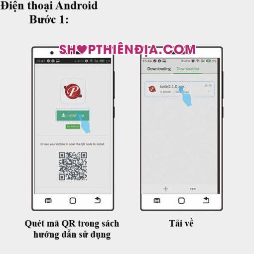 Trứng rung kết nối bluetooth điện thoại Abner 06
